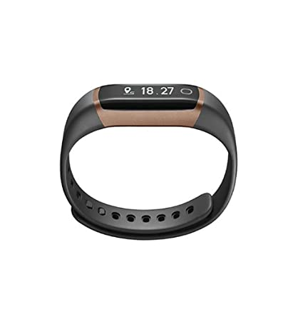 GMM Pulsera Reloj Inteligente Medición del Anillo Monitor Continuo de frecuencia Cardíaca Dinámica Deportes Podómetro Deportes
