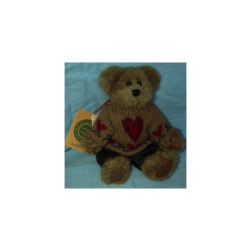 Boyds Bears & Friends Matthew H. Bear 8 Plush Bear