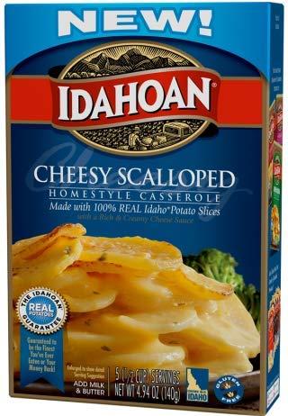 Idahoan Foods Idahoan Cheesy Scalloped Casserole