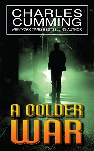 book cover of A Colder War