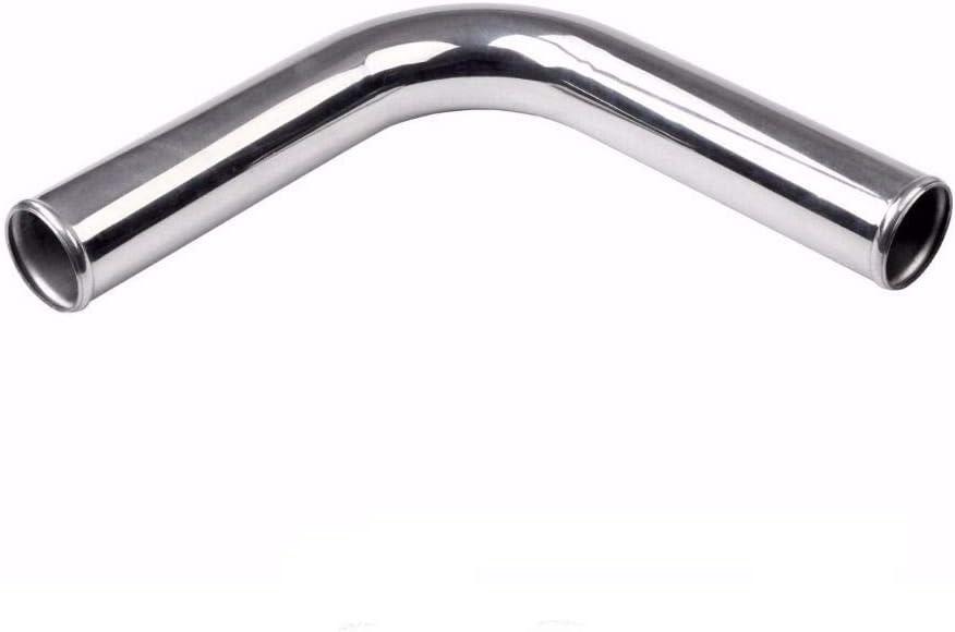 TRIL GEAR 8PCS Universal 3 Inch Aluminum Intercooler Piping U-Pipe Kit Coupler Black T-Clamps