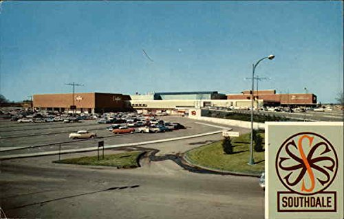 Southdale Center, the World's Most Fabulous Shopping Center Minneapolis, Minnesota Original Vintage - Minneapolis Southdale Center