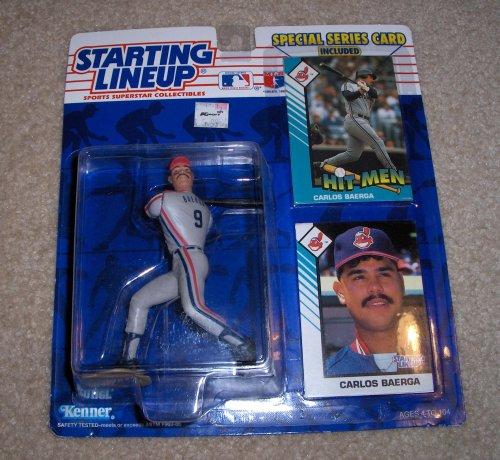 1993 Carlos Baerga MLB Starting Lineup