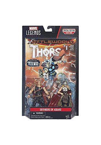 Marvel Legends Defenders of Asgard Action Figure - 2pk