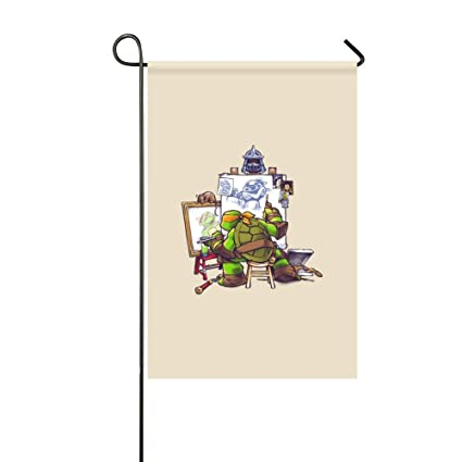 Amazon.com : DongGan Garden Flag Teenage Mutant Ninja ...