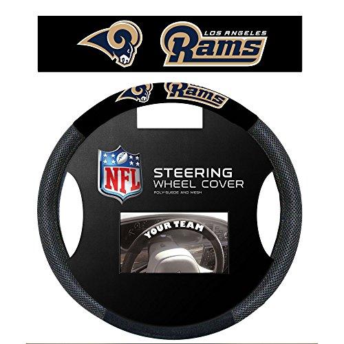 steering wheel cover nfl - 9
