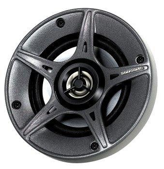 Scosche SC4000 4'' 90 Watt coaxial speaker (pair) by Scosche