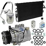 Saturn Vue A/C Compressors & Components - Universal Air Conditioner KT 1034A A/C Compressor/Component Kit