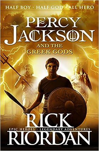 Percy Jackson and the Greek Gods Percy Jackson's Greek Myths