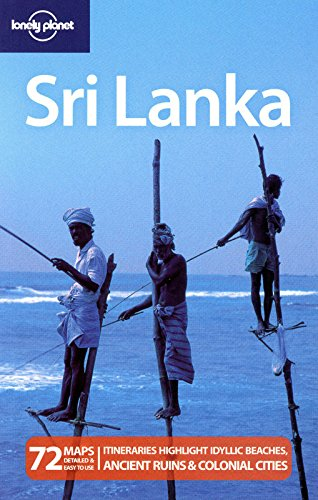 Lonely Planet Sri Lanka (Country Travel Guide)