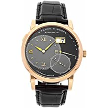 A. Lange & Sohne Lange 1 mechanical-hand-wind mens Watch 115.031 (Certified Pre-owned)