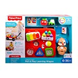Fisher-Price Laugh & Learn Pull & Play Learning