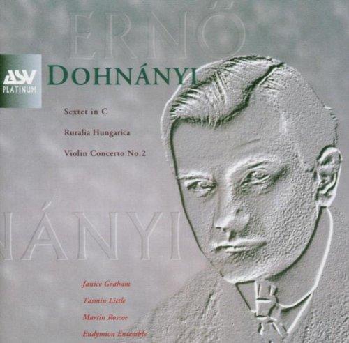 Violin Concerto No. 2 / Ruralia Hungarica / Sextet in C