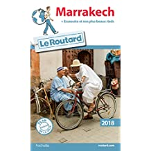 MARRAKECH 2018 + PLAN DE VILLE