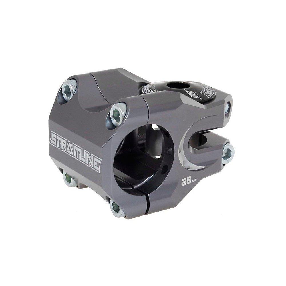 Straitline Components MTB-Vorbau Pinch Titanium Grau, 31.8 mm, 50 mm