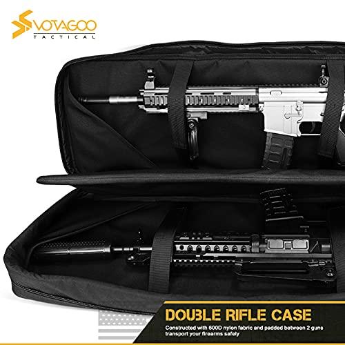 VOTAGOO Gun Soft CASE (Black, 42