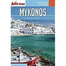 MYKONOS 2016 Carnet Petit Futé (Carnet de voyage) (French Edition)