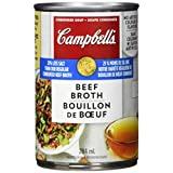 Campbell's Sodium Reduced Beef Broth, 284mL