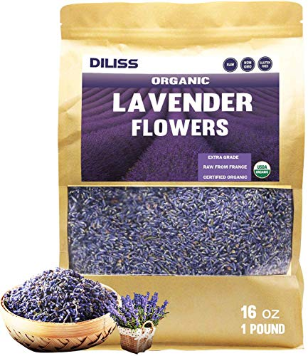 DILISS French Lavender Buds