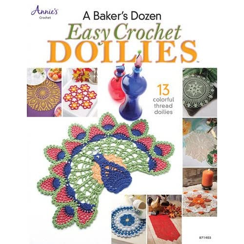 Crochet Doilies Amazon