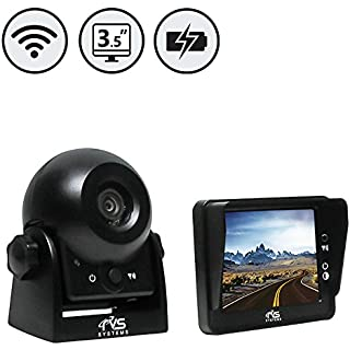 Sale Wireless Hitch Camera with Rechargeable Battery by Rear View Safety