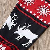 Matching Family Pajamas Christmas Deer Print