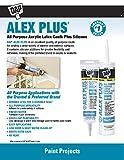 DAP INC 18152 10.1oz White Alex Plus Acrylic