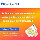 PremiumSIM LTE - Monthly cancelable