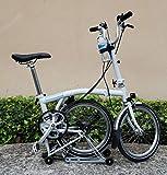Bottle Holder for Brompton Folding Bikes by