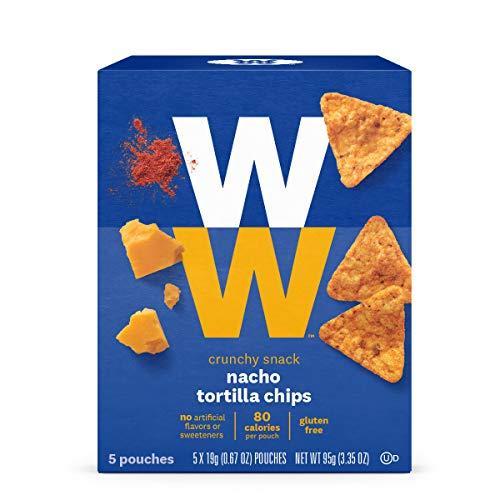 WW Nacho Tortilla Chips New for Weight Watchers