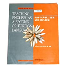 Teaching English as a second or foreign language(Chinese Edition)