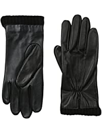 Men's Exposed Knit Cuff Conductive Glove