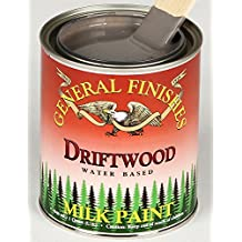 General Finishes Driftwood Milk Paint 1 Gallon
