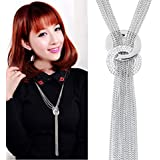 313 - 2# New Arrival Women Jewelry Pendant Choker Chunky Statement Chain Bib Necklace