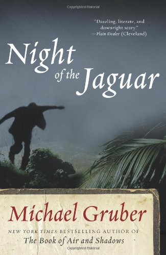 Night of the Jaguar: A Novel (Jimmy Paz): Amazon.es: Gruber, Michael: Libros