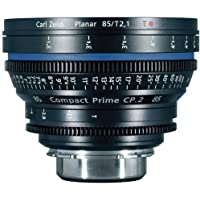 Zeiss Compact Prime CP.2 85mm/T1.5 Super Speed T* (Feet) PL Bayonet Mount Lens