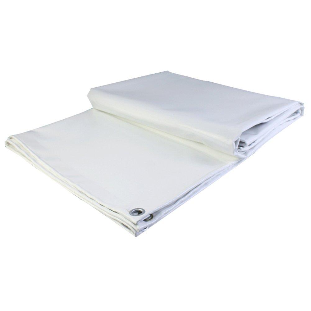 Tissu imperméable à l'eau imperméable BÂche, bÂche imperméable de prougeection solaire de camion, tissu de hangar de cargaison antipoussière et coupe-vent, résistant aux températures élev&e