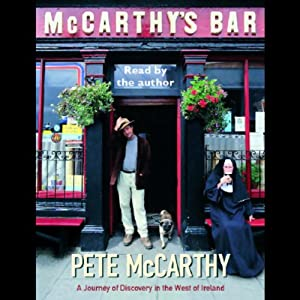 McCarthy's Bar Audiobook