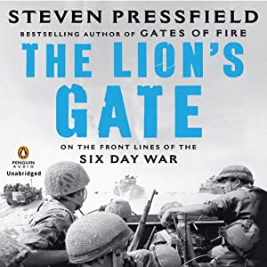 The Lion's Gate Audiobook