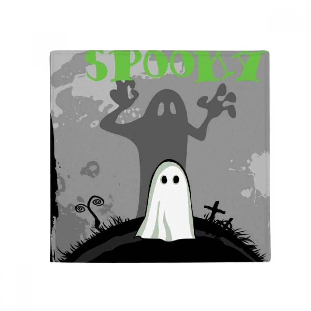 DIYthinker Ghost Fear Halloween Corpse Anti-Slip Floor Pet Mat Square Home Kitchen Door 80Cm Gift