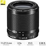 Nikon 1 NIKKOR AW 11-27.5mm f/3.5-5.6 Lens Black (3363B) - (Certified Refurbished)