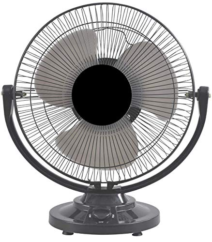 Varshine    Size-12 Inch,300 MM    Black Table Fan   100% Copper Motor   1 Year Warranty Limited Addition    Color-Black    Model- Black Beauty    W102