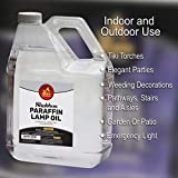 1 Gallon Paraffin Lamp Oil - Clear