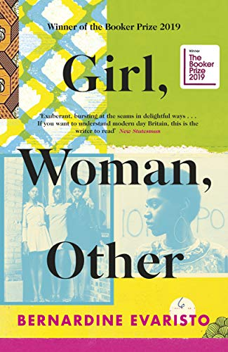Book cover from Girl, Woman, Other by Bernardine Evaristo