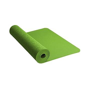 FANXU TPE Yoga Mat Ecológico, Antideslizante, Deportivo ...