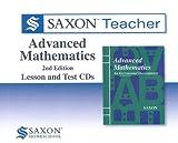 Saxon Advanced Math: Homeschool Teacher CD-ROM Package Second Edition 2008