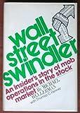Wall Street Swindler, Michael Hellerman and Thomas C. Renner, 038511284X