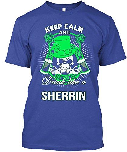 keep-calm-and-drink-like-a-sherrin-irish-t-shirt-xx-largeroyal-blue