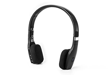 Elbe ABT-032-NE - Auriculares de diadema Bluetooth (plegables, con micrófono