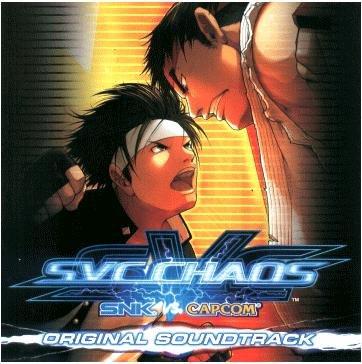 SNK Vs. Capcom SVC Chaos Original OST Soundtrack [Audio CD] Soundtrack